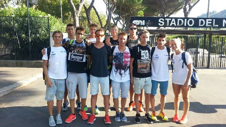 Campionati Italiani Estivi categoria Ragazzi