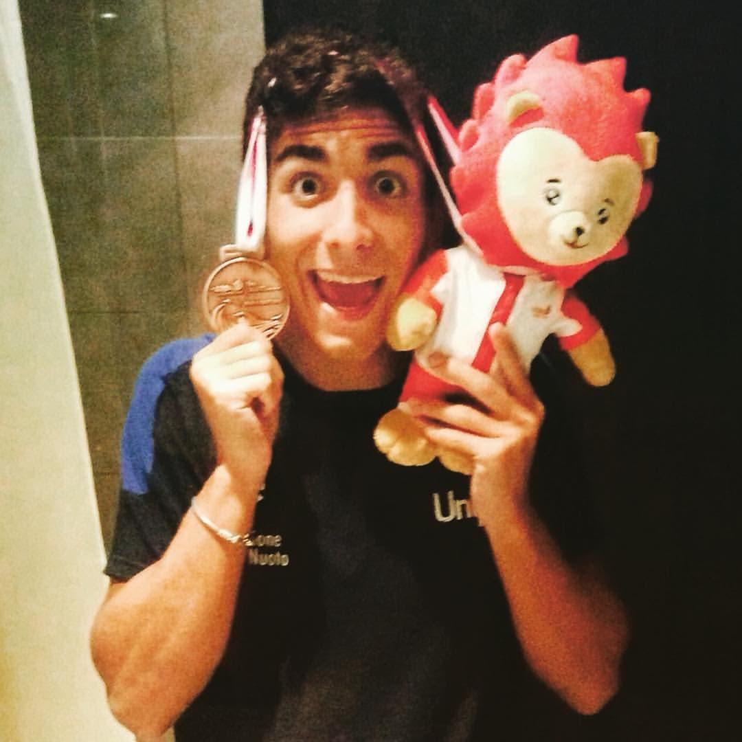Bronzo ai Mondiali Juniores per Giovanni!