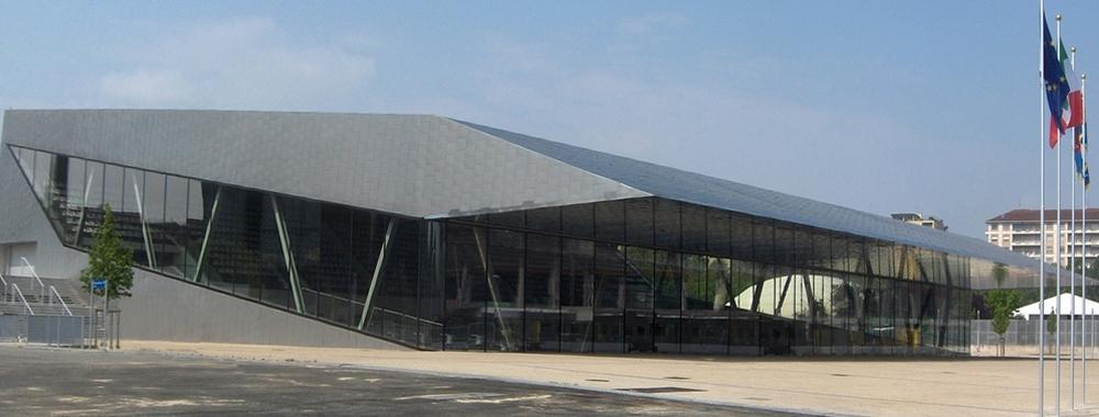 Palazzo del Nuoto Torino