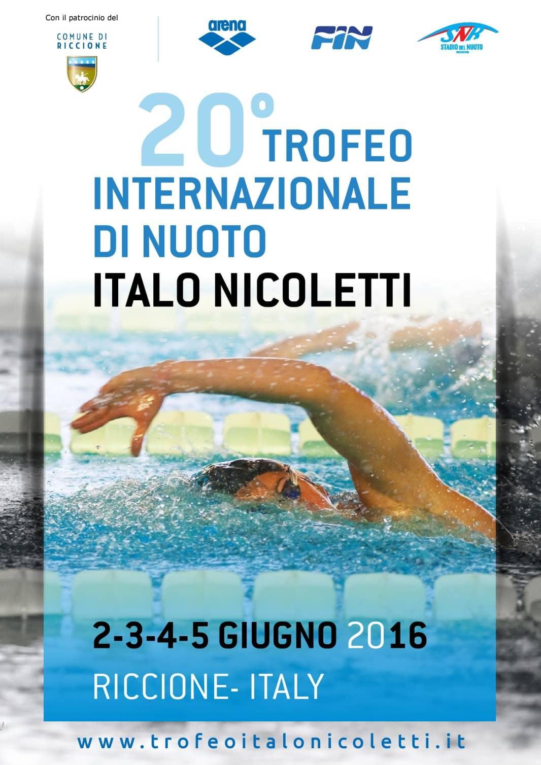 20° Trofeo Nicoletti