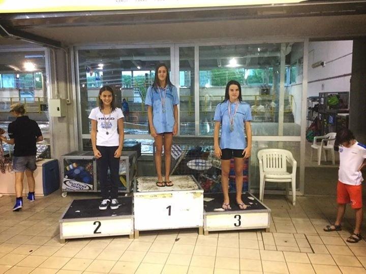 Finali Campionati Regionali Estivi Esordienti A e B